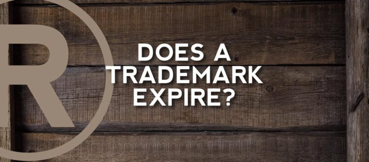 Does a trademark expire?